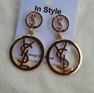 YSL Earrings